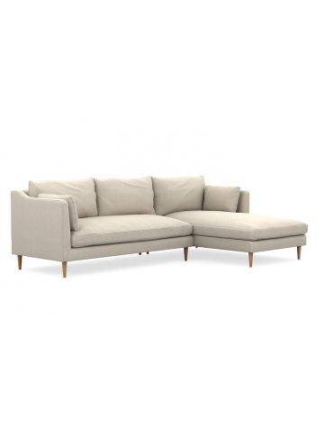 Катлин Угловой Тканевый диван