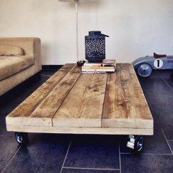 Ворнер Журнальный стол в стиле Модерн