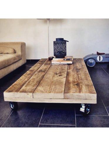 Ворнер Журнальный стол в стиле Лофт