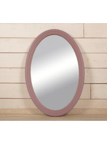 Леонтин Лаванда Овальное Зеркало