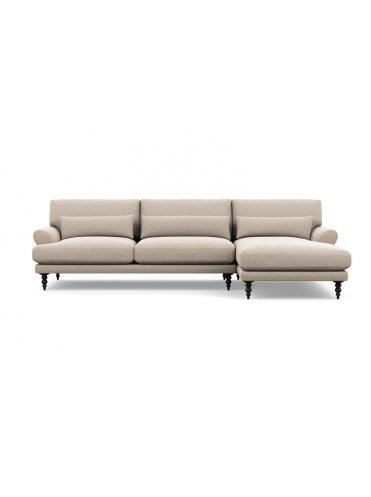 Максвелл Угловой Тканевый диван