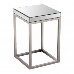 Квадрато Зеркальный Кофейный Столик