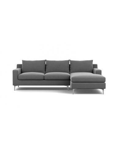 Слим Угловой Тканевый диван