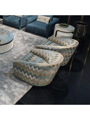 Кресло Coral от Smania