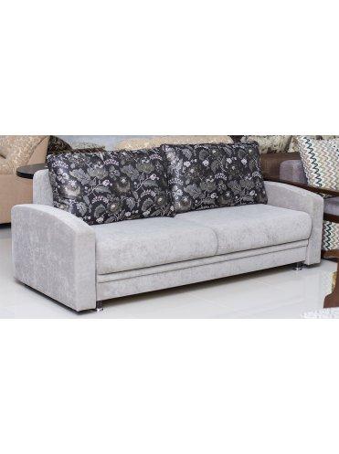 Фабио прямой тканевый диван