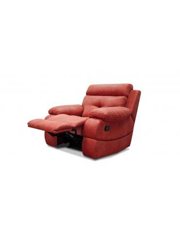 Рокко Кожаное Кресло с Реклайнером