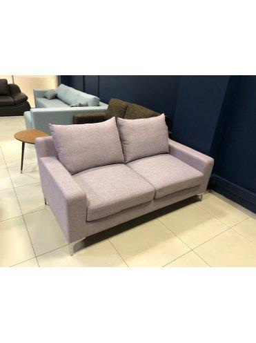 Слим Тканевый 2х-местный диван в наличии