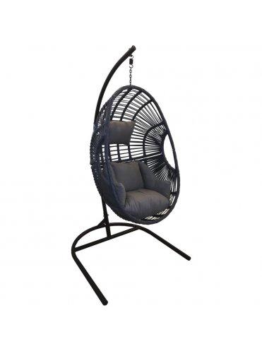 Эгг Подвесное Кресло из Ротанга
