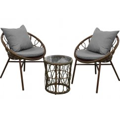 Андерсон 2 Кресла и Стол