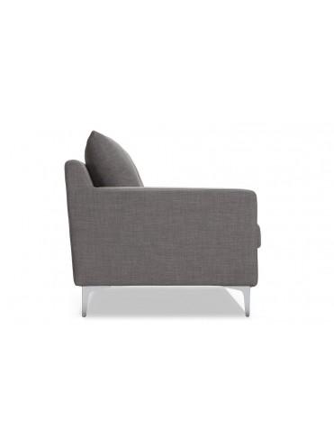 Слим Прямой Тканевый 3х-местный диван