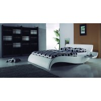 Волна Дизайнерская Кровать
