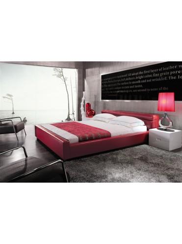 Изадора Красная Кровать
