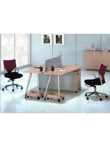 Офисный комплект OK-0005 - 2 работника