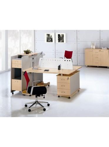 Офисный комплект OK-0006 - 2 работника