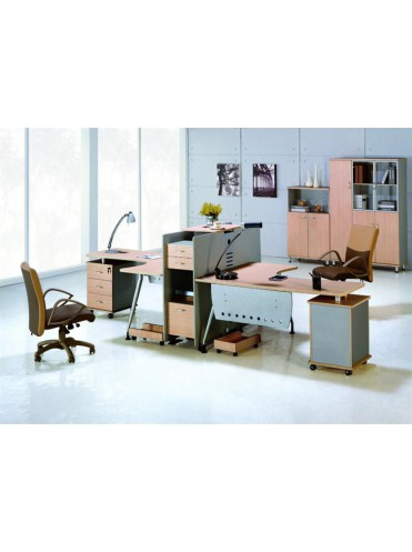 Офисный комплект OK-0008- 2 работника