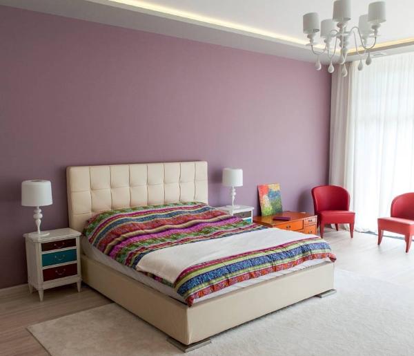 Кровати с кожаным подголовником