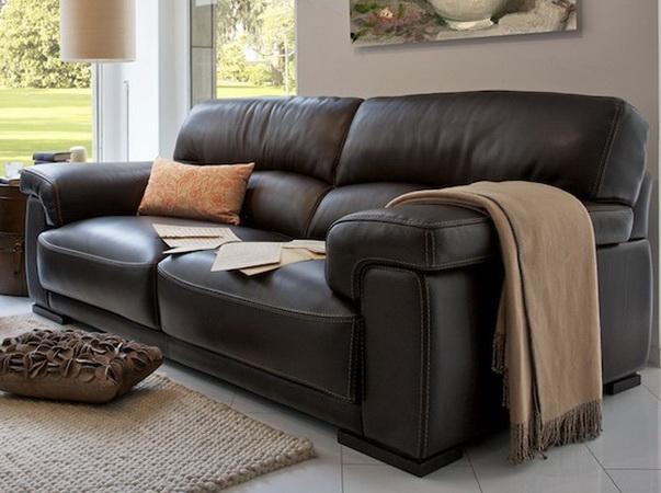 Распродажа диванов из натуральной кожи