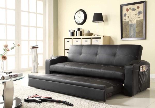 Распродажа кожаных диванов кроватей